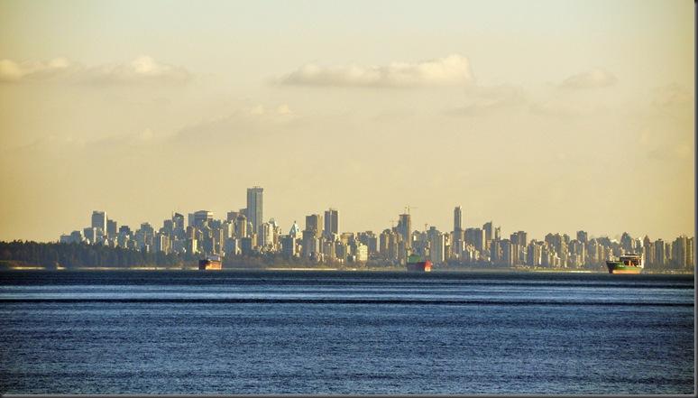 Nikon -Vancouver skyline (2)