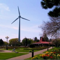 COMMUNITY WIND POWER - It's a Blowin' in the Wind.