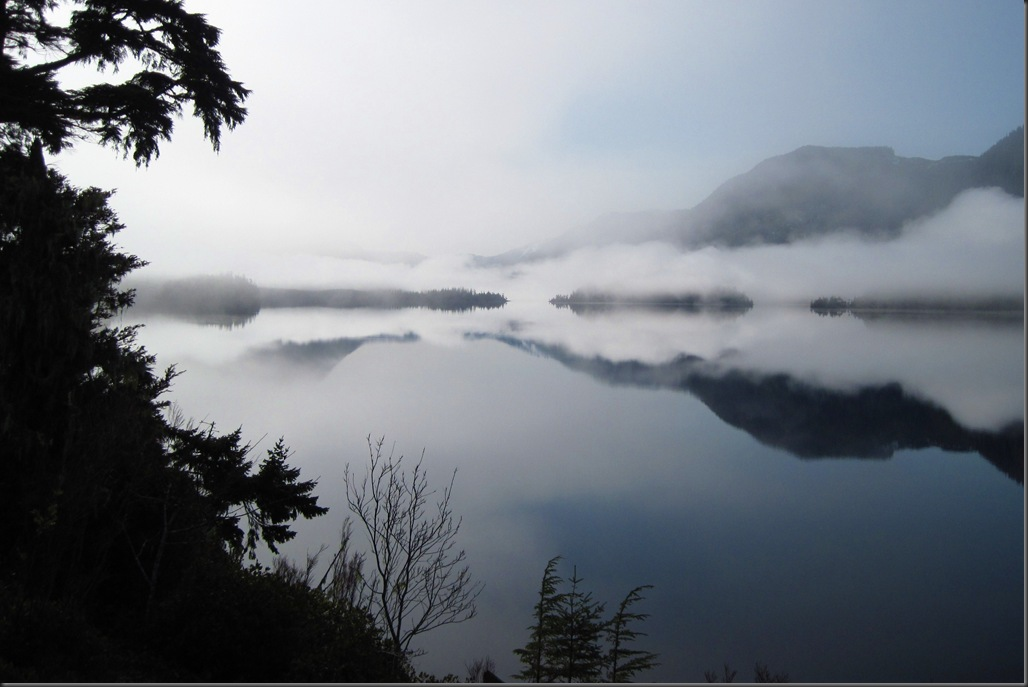North Vancouver Island Lake