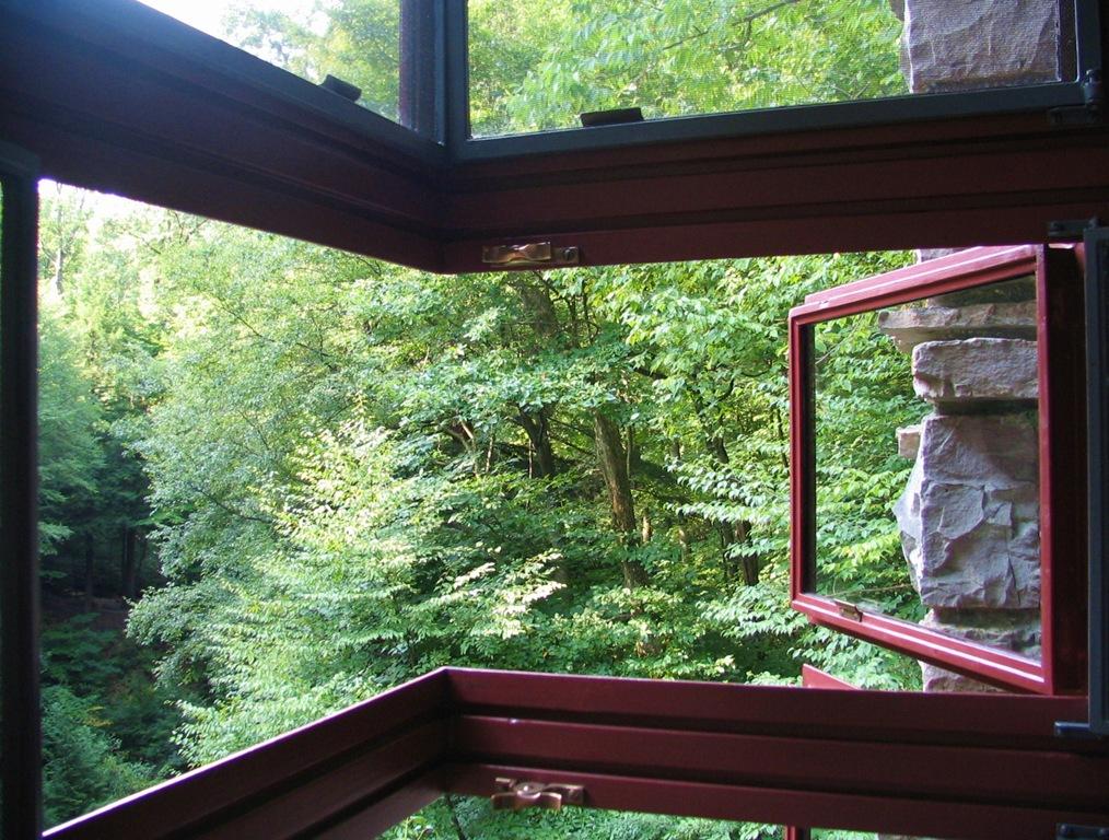 fallingwater house windows에 대한 이미지 검색결과