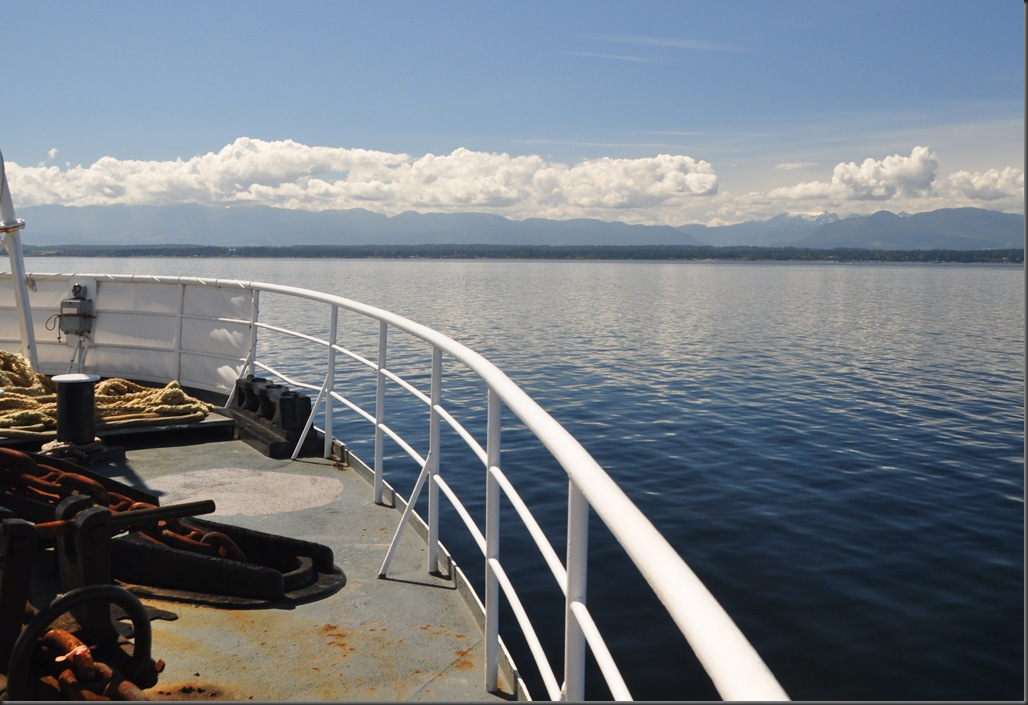 Ferry home from Powell River-2