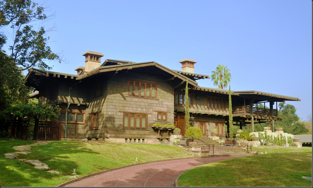 Gamble House - Pasadena California