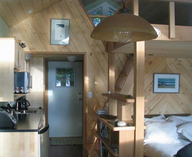guest cabin plan