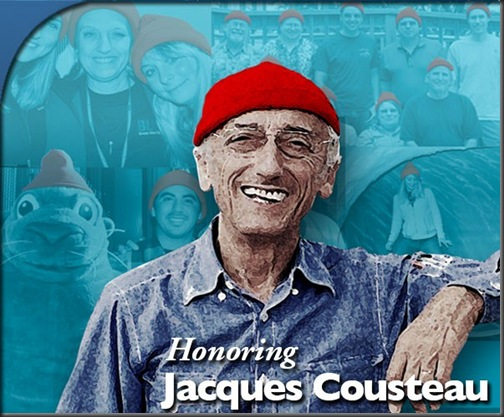 Jacques Costeau - Office of National Marine Sancturaries