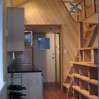 INSIDE: SMALL IS BEAUTIFUL, THE GUEST CABIN - Part Two