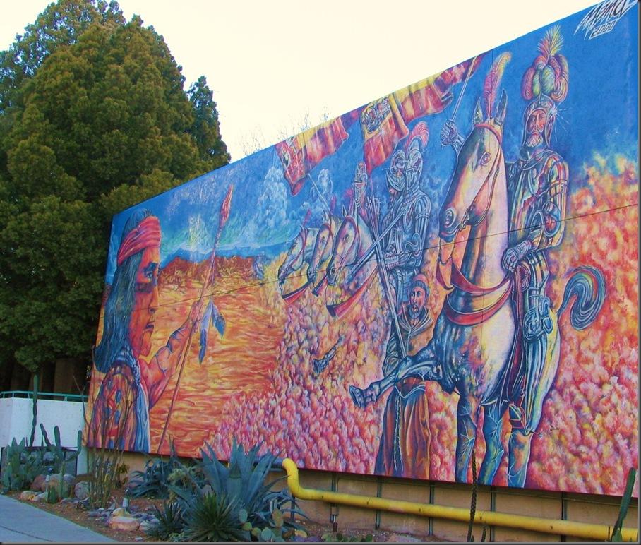 Mural in Tucson