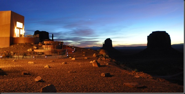 Monument Valley Lodge, Navaho Nation