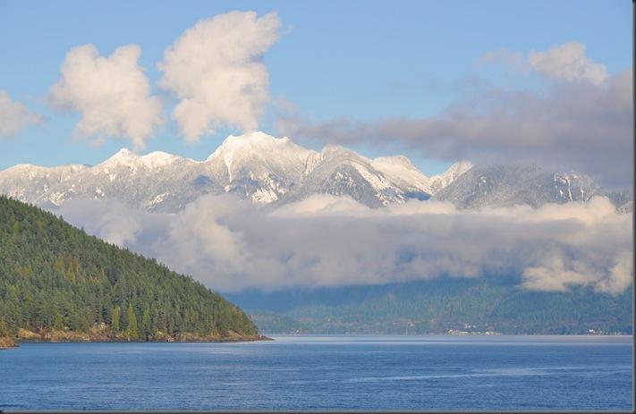 Coast Mountain Range, BC