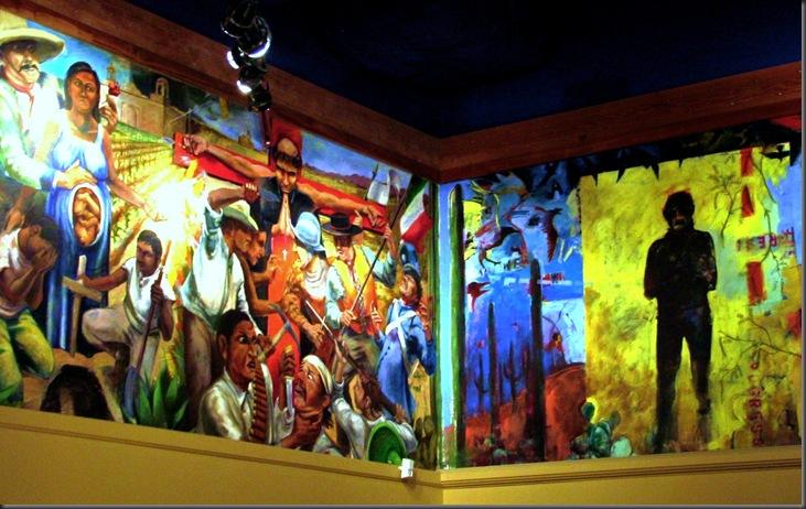 Heard Museum Art  Mural