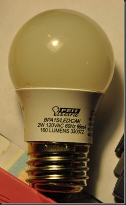 2 watt LED