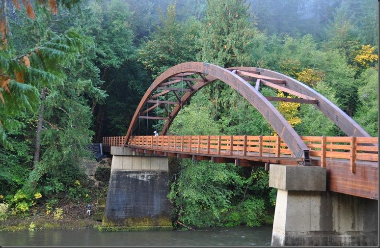 A bridge in Oregon, USA