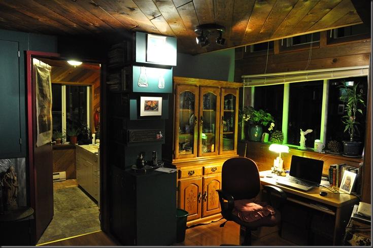 Fran's office