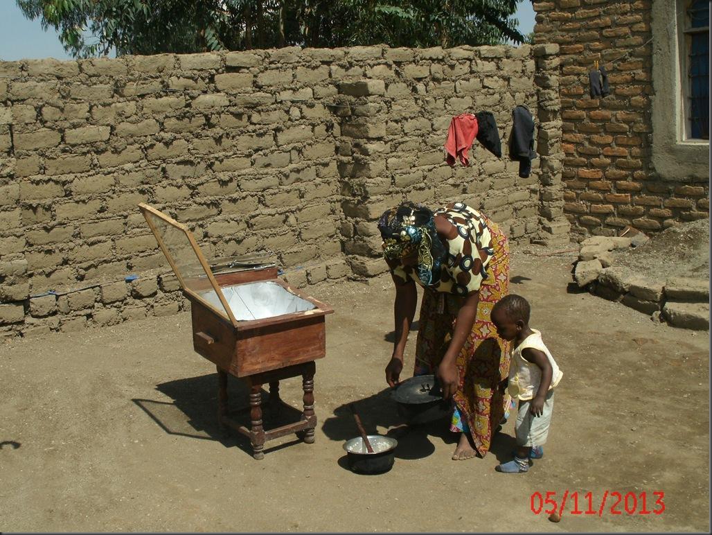 MARIA in Tanzania