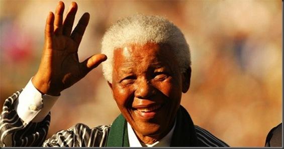 Nelson Mandela - google images
