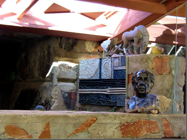 Taliesin West and Frank Lloyd Wright