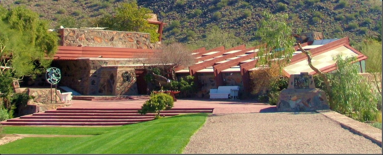 Taliesin West - Scottsdale Arizona