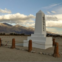 MONUMENT AT MANZANAR: WEEKLY PHOTO CHALLENGE