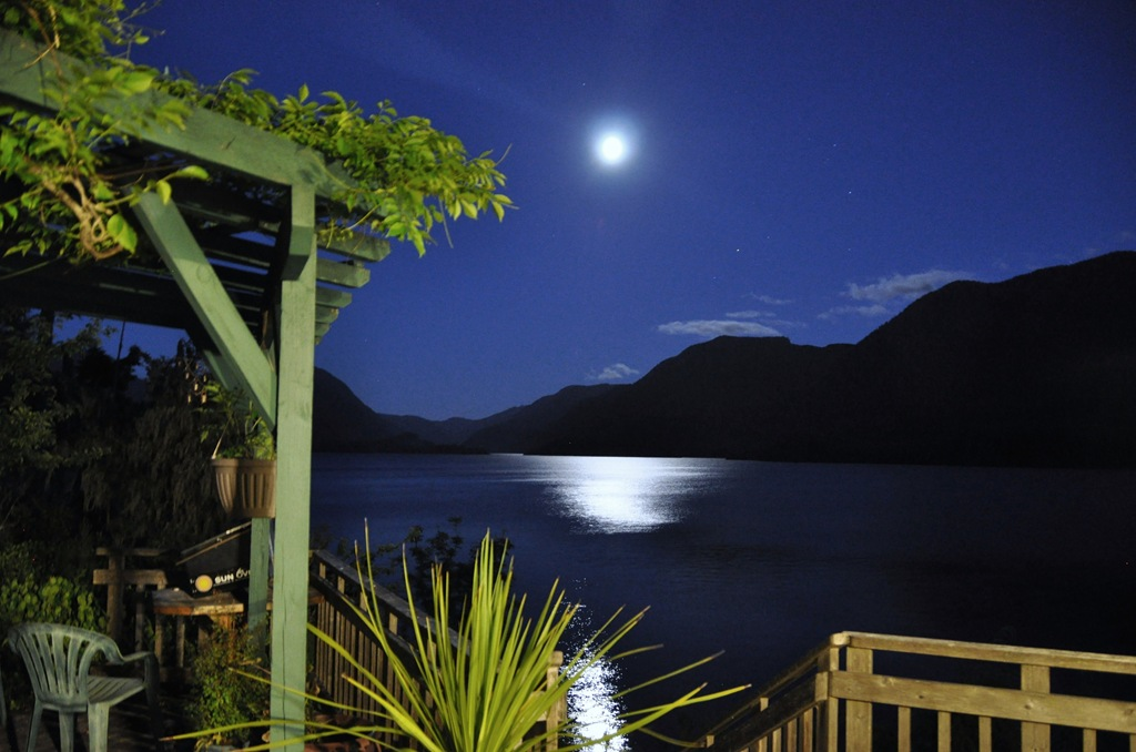 Moonlight on the Lake - Bruce Witzel photo (2)