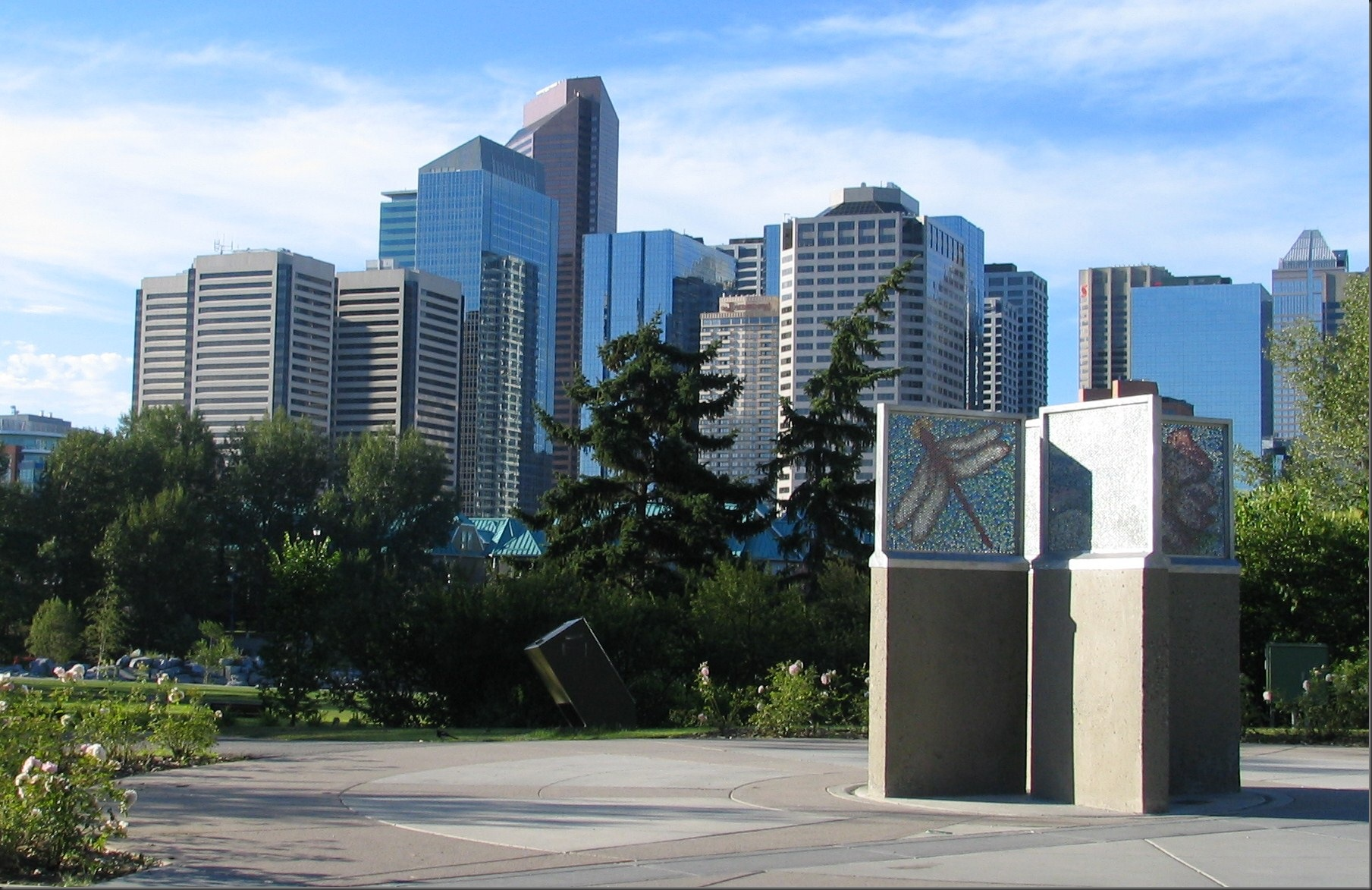 Downtown Calgary, Alberta - Bruce Witzel photo
