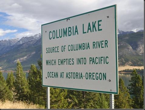 Columbia Lake - Bruce Witzel photo