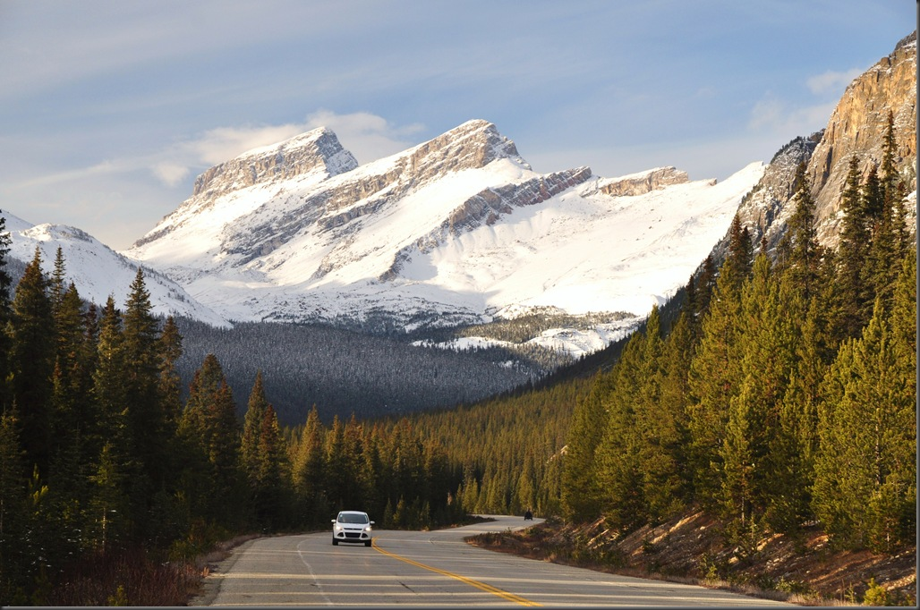 Banff National Park Icefields Parkway Oct 27, 2014 - Bruce Witzel photo