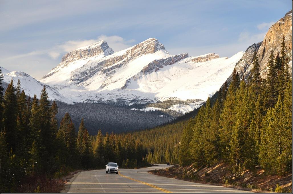 Banff National Park Icefields Parkway Oct 27, 2014 - Bruce Witzel photo