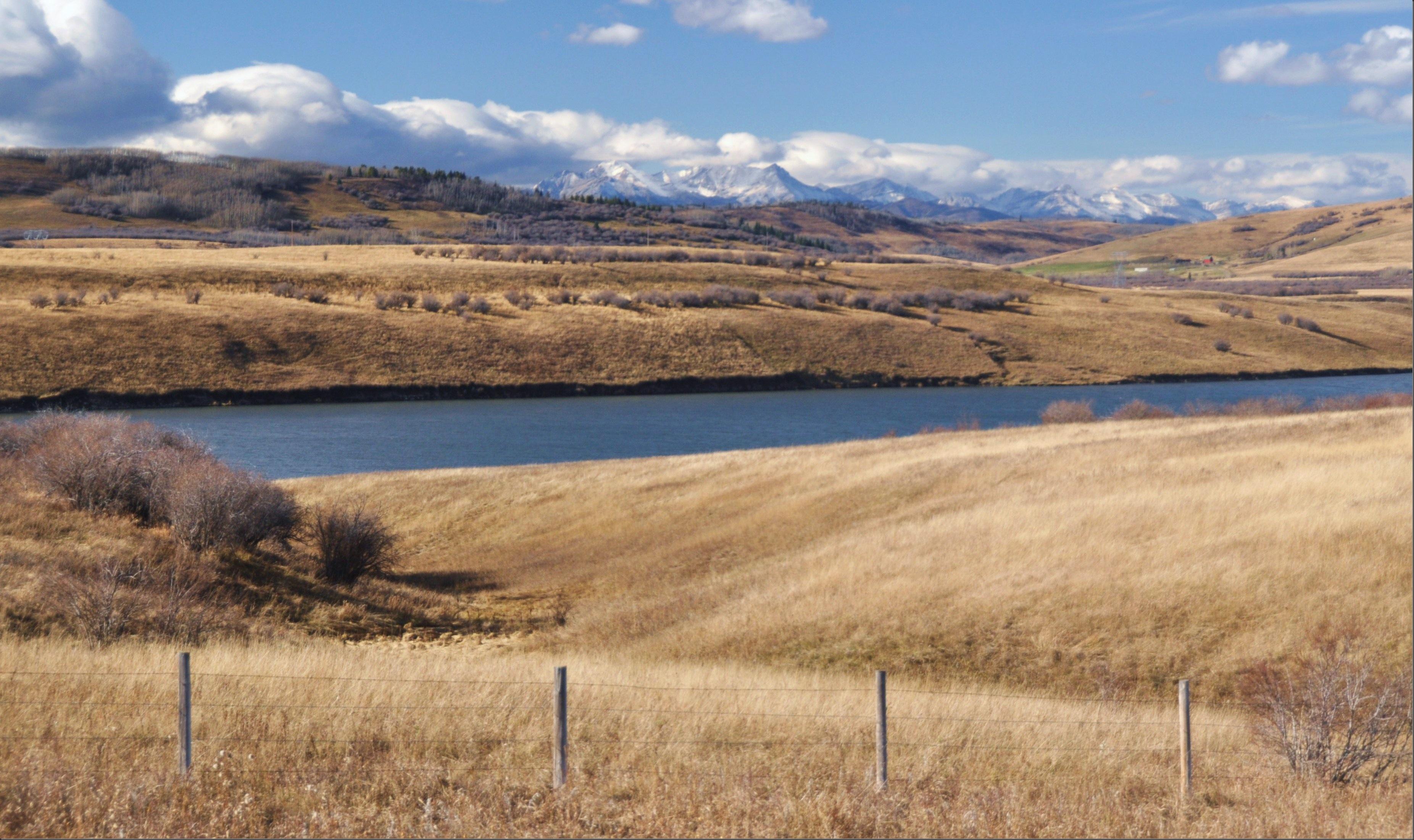 Foothills of Alberta - Bruce Witzel photo