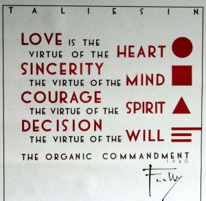 Organic commandment cropped