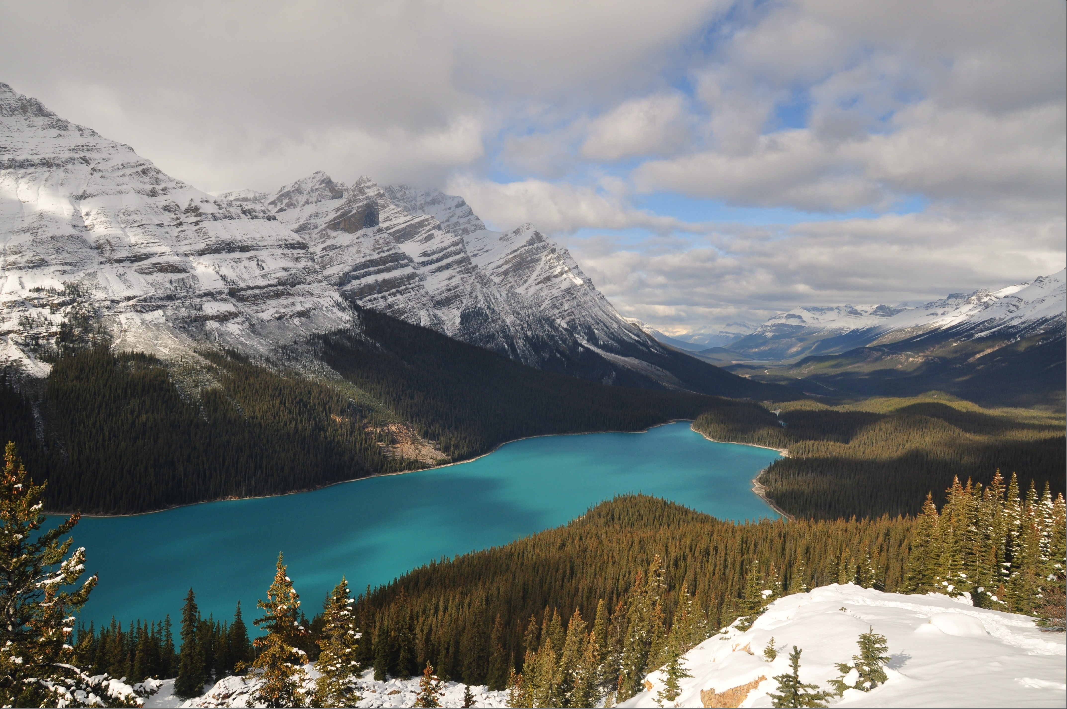 Peyto Lake, Icefields Parkway, Banff National Park - Bruce Witzel photo