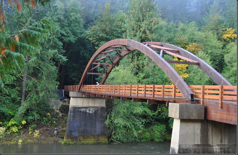 A bridge in Oregon, USA