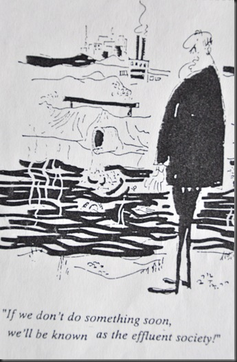 Cartoon printed in my old union newsletter - bruce witzel photo