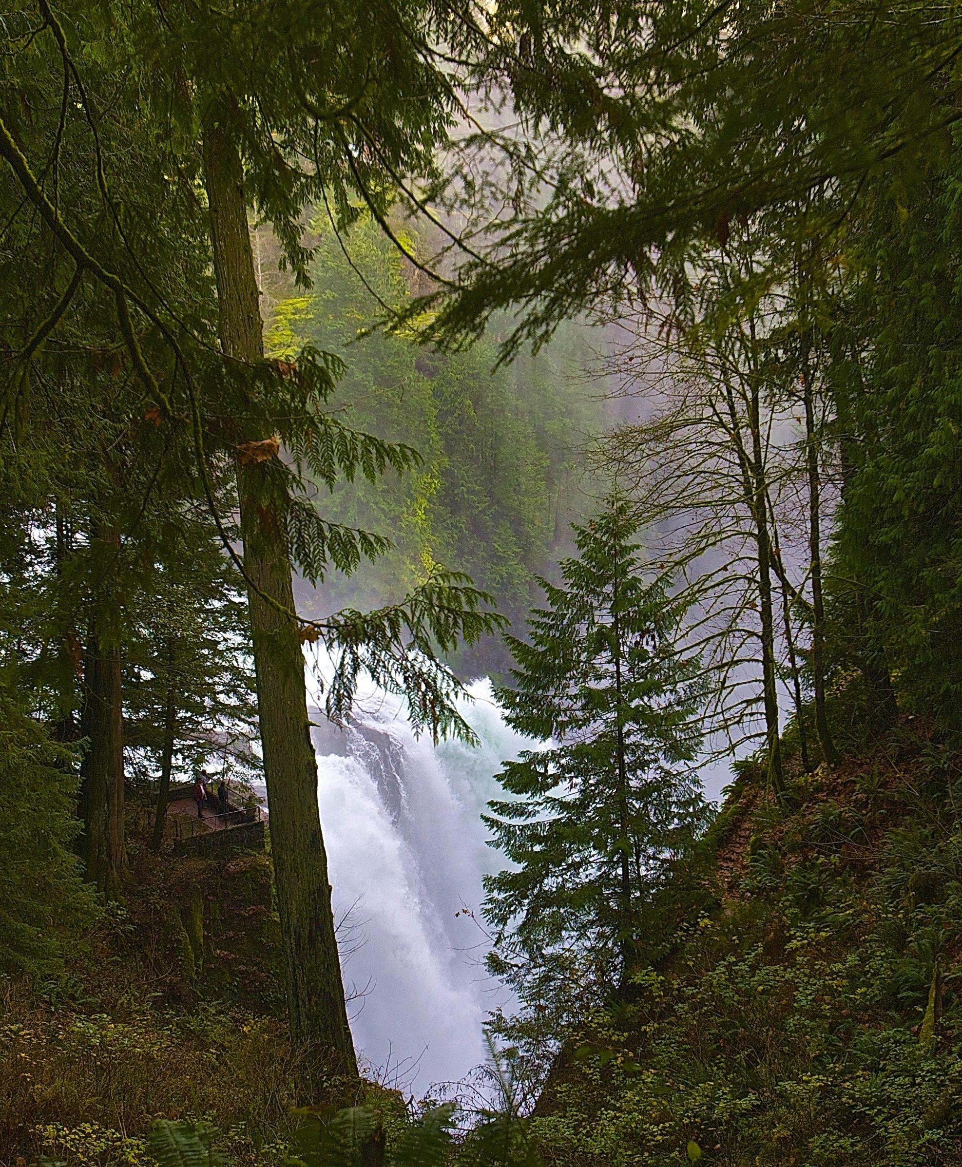Elk Falls - charles Brandt photo