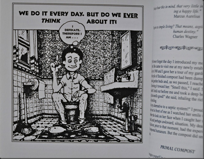Excerpt form the Humanure Handbook - written by Joseph Jenkins