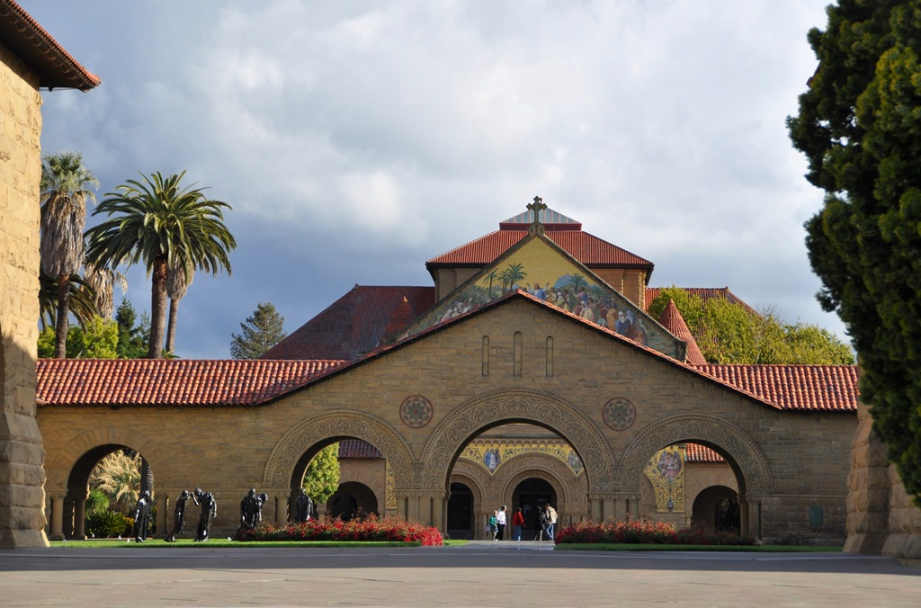 Memorial Chapel -Stanford University - Bruce Witzel photo