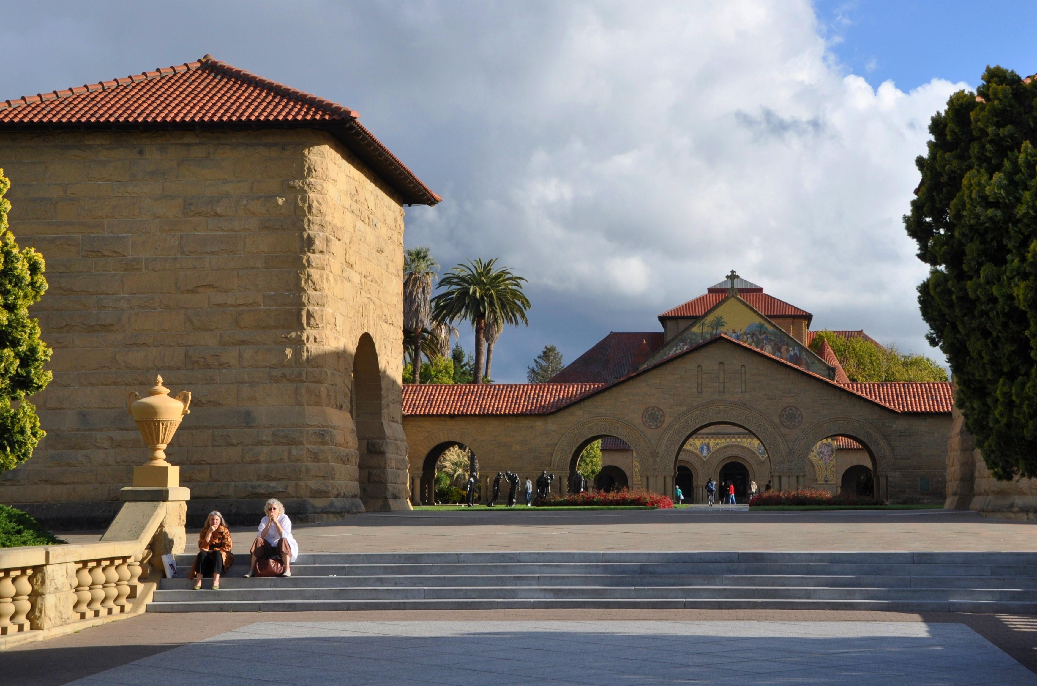 Memorial Chapel - Stanford University, Palo Alto California - Bruce Witzel photo