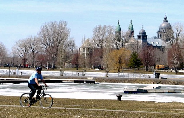 Montreal Canada (in spring) - bruce witzel photo