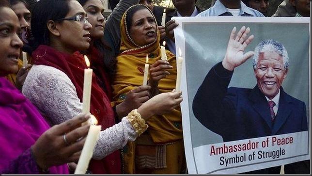 Nelson Mandela - Ambassador of Peace, Symbol of Struggle - google images
