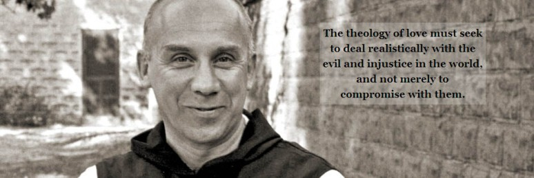 Theology of love and thomas merton