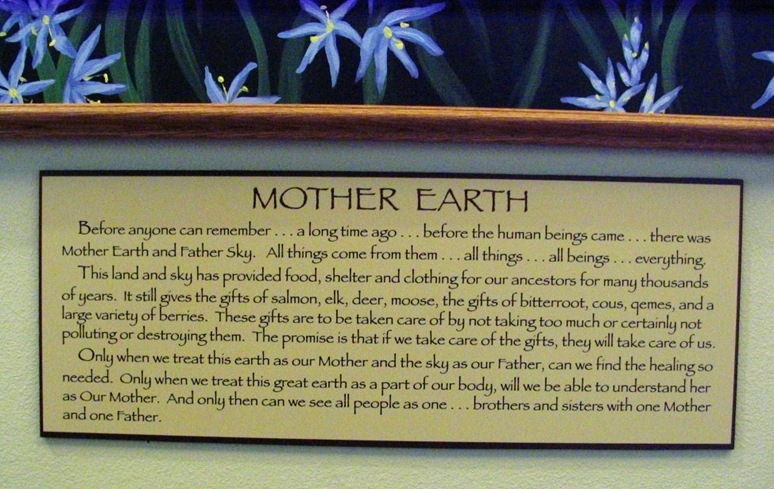 Story of Mother Earth