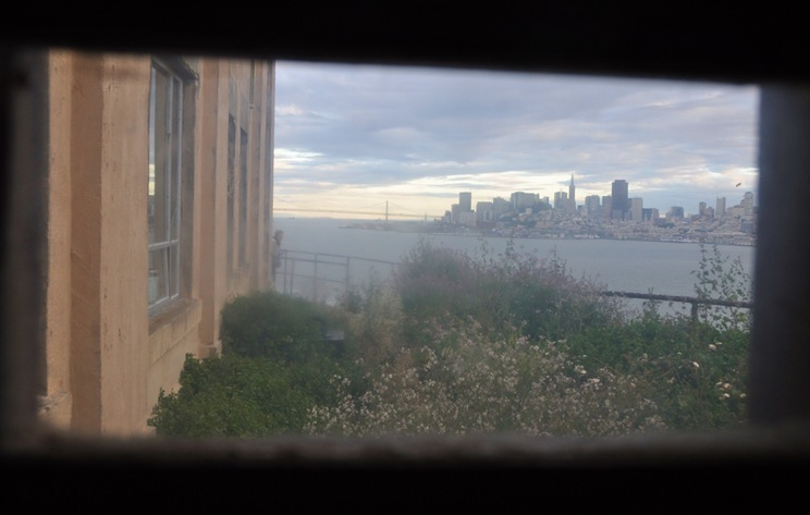 View from Alcatraz - bruce witzel photo