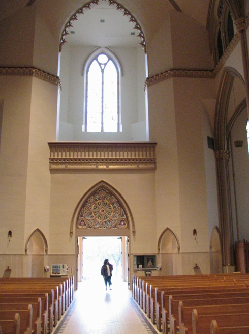 Church in Montreal - bruce witzel photo