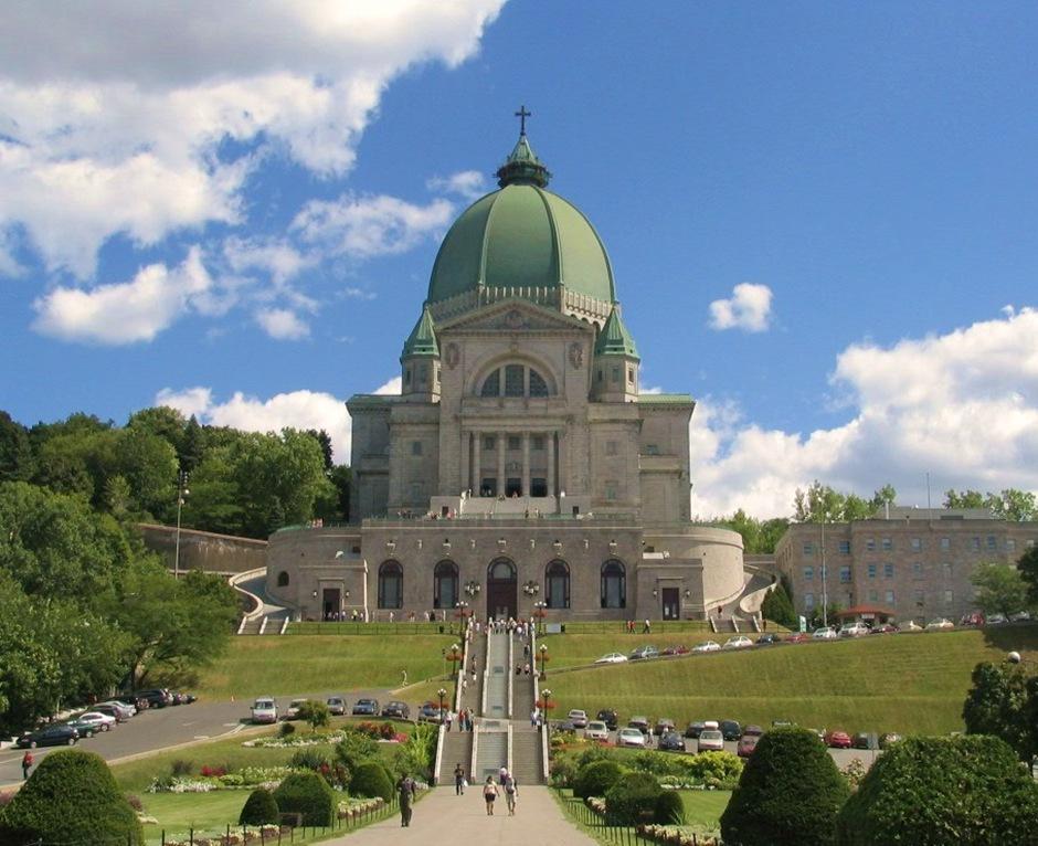 Saint Joseph's Oratory, the Basilica of Mount Royal, Montreal - bruce witzel photo