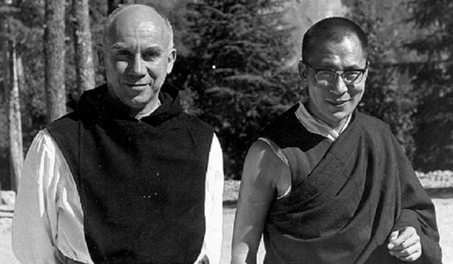 Thomas Merton and the Dalai Lama