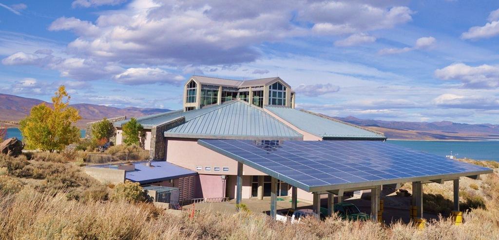 Mono Lake California Parks Center - bruce witzel photo