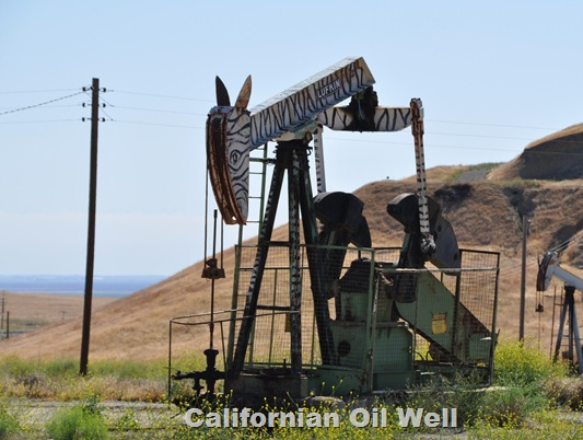 California oil well - bruce witzel photo