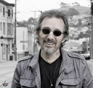 John Trudell_Photo - from his official website - Rest in Peace with love, Bruce