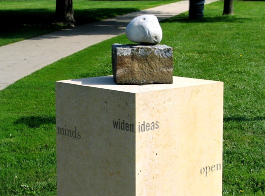 minneapolis sculpture - bruce witzel photo