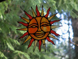 Sun image - bruce witzel photo
