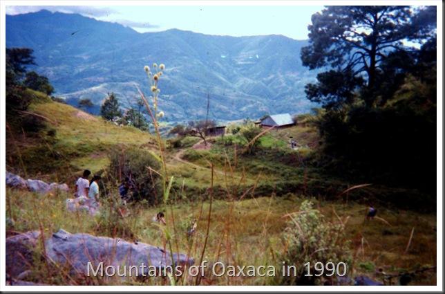 slides0211 (2) Mountains of Oaxaca 1990 - bruce witzel photo