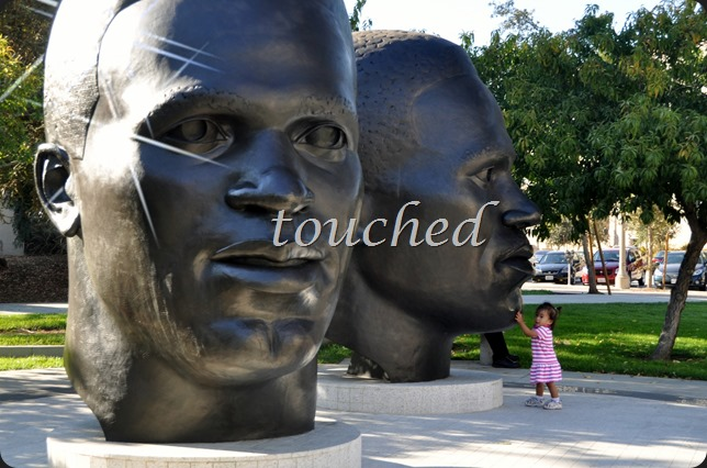 Remembered and touched - Jackie and Mack Robinson